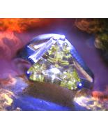 Haunted RING SUN GOD RA DJINN GENIE MAGICK VESS... - $307.77