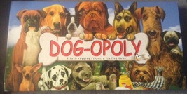 Dog-opoly Dog Monopoly Property Trading Game 2 ... - $19.99