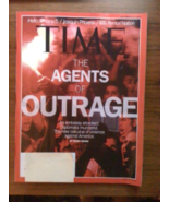 Time Magazine The Agents of Outrage Hello iPhon... - $4.00