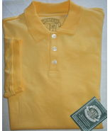 Authentic Pussers West Indies BVI Polo Shirt Ye... - $14.96