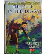 Nancy Drew mystery #7 THE CLUE IN THE DIARY hcd... - $100.00