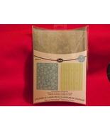 Sizzix embossing folders Textured Impression Fl... - $16.99