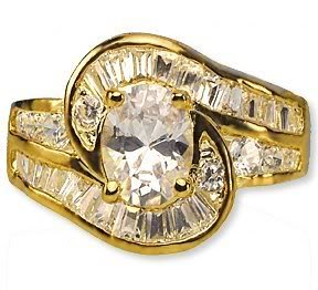 Ring-24ktgold-oval-simdiamonds