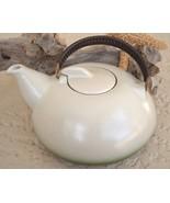 Vintage Heath Ceramics Teapot Sea & Sand California Pottery - $88.95