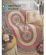 Carousels Afghan Crochet Pattern~Annie's Quilt ... - £26.71 GBP