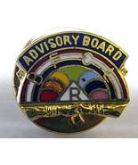 Rainbow Girls Advisory Board Lapel Pin Masonic  - $3.00