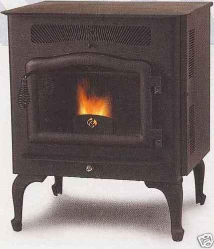 Wood Stove: Country Flame Wood Stove