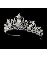 New! Romantic Fairytale Rhinestone Bridal Weddi... - $98.99