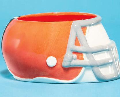 NFL Helmet Snack Bowls  Cleveland Browns