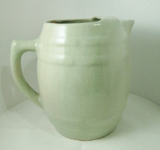 Green_uhl_pottery_barrel_pitcher_with_ice_lip_09a_thumb200