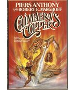 Chimaera's Copper 1st Ed Fantasy Piers Anthony ... - $8.00