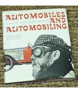 Automobiles and Automobiling 1900-1940 Large Ha... - $15.00