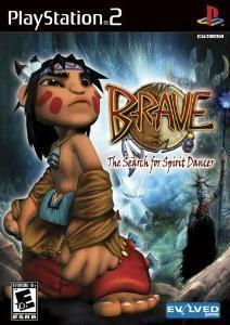Brave: The Search for Spirit Dancer (PlayStation 2, PS2)