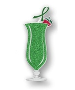 Safe Driver's Awareness Green Bling Ribbon Trop... - $10.97