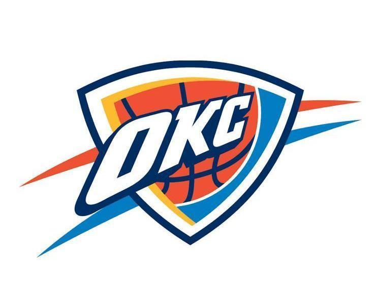 Oklahoma City Thunder  NBA   Iron On Transfer  Make Your Own Shipping Discount