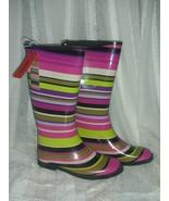 Missoni for Target Magenta Stripe Girls Rain Boot  size 3 - $45.00