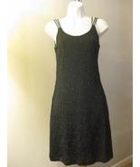 Hugo Buscati Black Beaded Dress Size 2 - $23.00