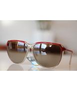 Polaroid Vintage Tortoise Sunglasses Red/ Brown... - $28.00