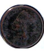1893 INDIAN HEAD CENT - BRONZE - SCARCE BTR DAT... - $5.95