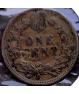 1906 INDIAN HEAD CENT - BRONZE Issue - BTR DATE... - $5.50