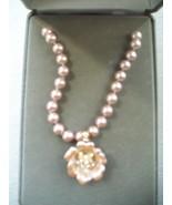 NOLAN MILLER PINK CREAM FLOWER ENHANCER&PEARL N... - $16.00