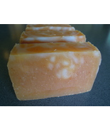 Bergamot Orange Fragrant Hand Made Soap Natural Handmade Vegan