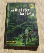 Three Investigators in Hungarian - kis - $30.00