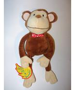 Love Ya A Bunch!  Monkey Hallmark Plush Stuffed... - $34.64