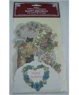 Birthday Card Victorian Cat Reproduction B. Sha... - $5.00