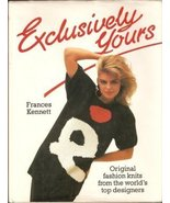 Exclusively Yours by Frances Kennett Hand Knitt... - $9.00
