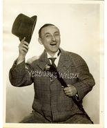 Ed FITZGERALD Old RADIO ORG Harold STEIN PHOTO J50 - $19.99