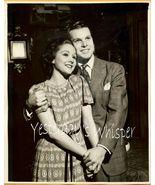 Barbara FULTON Glen BOLES Geary THEATRE ORG PHO... - $14.99