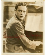Charles BUDDY Rogers Abie's IRISH Rose ORG PHOT... - $19.99