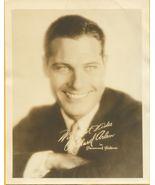 Richard ARLEN ORG Fan PHOTO Paramount-LASKY ENV... - $9.99