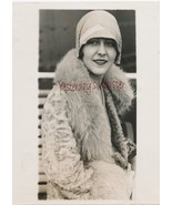 Patsy Ruth Miller Fur Clad Flapper Marry vintag... - $24.99