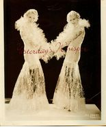 HOLLYWOOD Golden AGE CHLORINES Cellophane Gowns... - $19.99