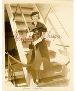 Ann PRESTON Parole! ORG Hollywood Fashion PHOTO... - $9.99