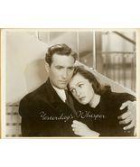 Jeffrey LYNN Geraldine FITZGERALD Vintage Movie... - $14.99