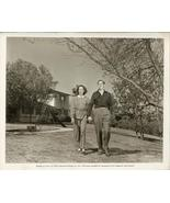 Patric KNOWLES Wife at Home CANDID 1947 PHOTO C688 - $9.99