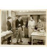 Paul MUNI Jane BRYAN Una O'CONNOR Vintage PHOTO... - $14.99