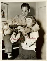 Janet BLAIR Louis BUSCH ORG Nat DALLINGER PHOTO... - $19.99
