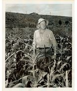 Charles BICKFORD Candid CA RANCH ORG Press PHOTO - $9.99