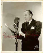 Joe EMERSON Old RADIO ORG Bloom Chicago PHOTO i11 - $9.99