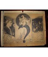 DECO Era William Farmun A Stage Romance vintage... - $24.99