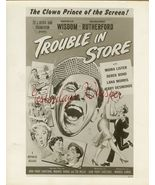 TROUBLE in STORE ORG AD ART PHOTO G212 - $9.99