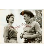 Kirk DIANA Douglas The INDIAN FIGHTER ORG PHOTO... - $14.99