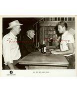 Dean JAGGER Bad DAY BLACK Rock Western TV R PHO... - $9.99