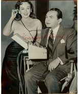 Edward G. ROBINSON Paulette GODDARD Recorder OR... - $14.99