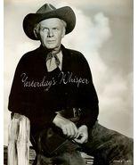 Charles BICKFORD BRANDED Western ORG SCHAFER PHOTO - $19.99