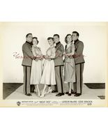 Phyllis KIRK Gordon MacRAE About FACE 3 ORG Fil... - $9.99